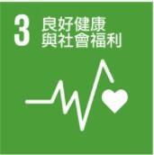 3 良好健康與社會福利